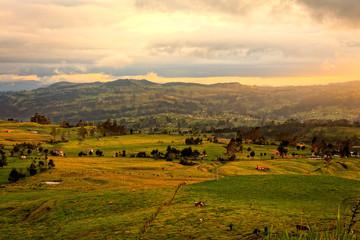 ecuadorian village