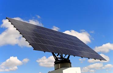 Solarpanel beweglich, Photovoltaik