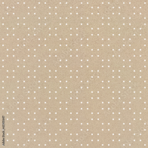 Seamless square geometric pattern on  texture