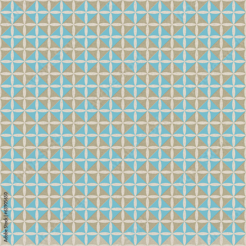 Seamless tiles pattern