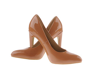 beige women shoes