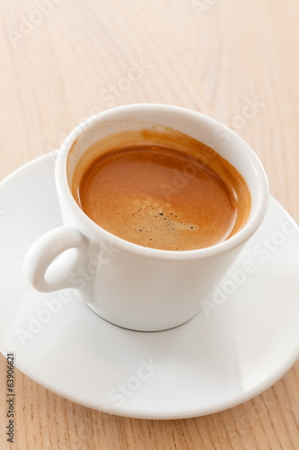 canvas print picture cup of coffee