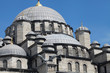 The Dome of Eminonu Mosque or New Mosque in Istanbul.