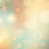 Vector soft colored abstract background
