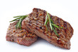 grilled beef steak - 63908271