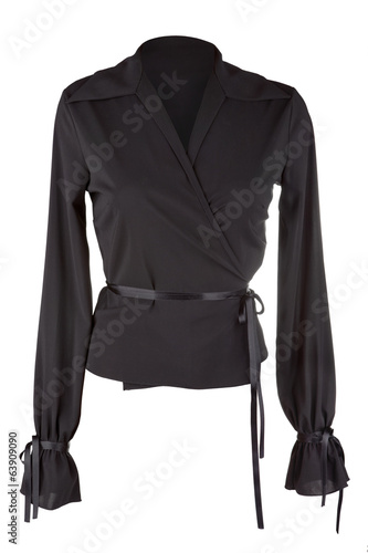Elegant female blouse
