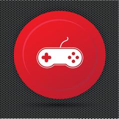Game button,vector