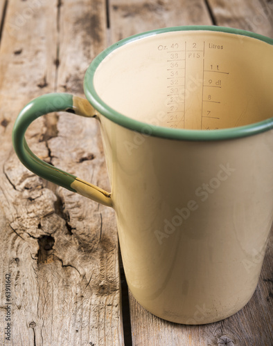 Old Measuring Jug