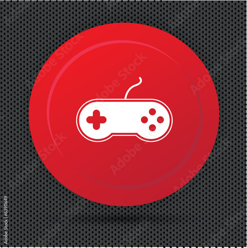 Game button,vector