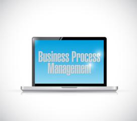 business process management illustration