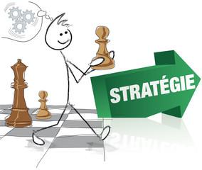 personnage stratégie