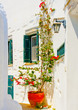old house in Chora the capital of Amorgos island in Greece