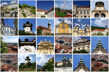Impressionen von GRAZ / Steiermark / Österreich