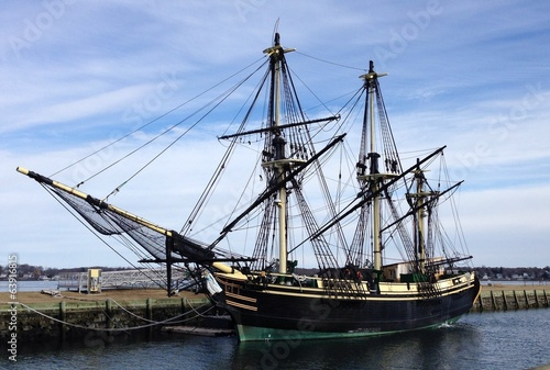 Friendship Ship, Salem, MA