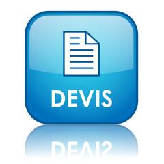 """Bouton Web """"DEVIS"""" (prix tarifs services vente en ligne gratuit)"""
