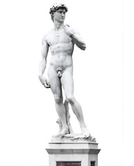 Florence (Italy) - Michelangelo's David