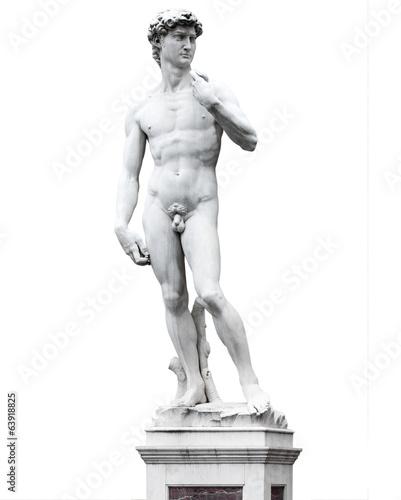 Florence (Italy) - Michelangelo's David