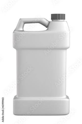 realistic 3d render of cleaner