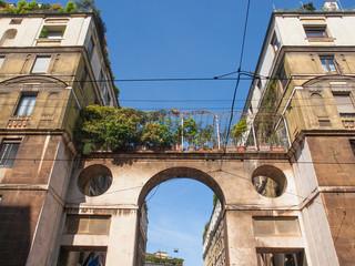 The Ca Brutta in Milan