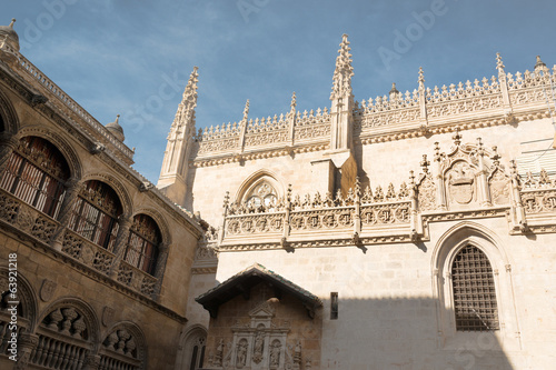 Royal Chapel of Granada, Spain