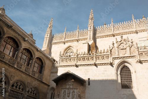 Royal Chapel of Granada, Spain