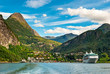 Norway, Geiranger fjord - 63922407