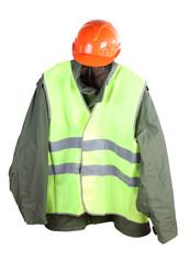 Jacket and uniform vest