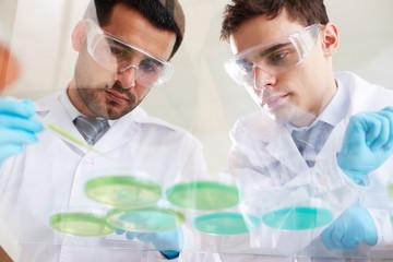Analyzing liquids