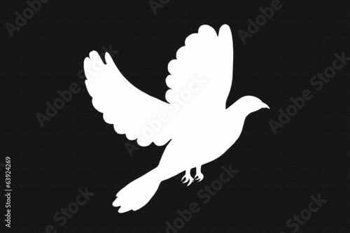 dove background texture design