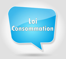 Bulle : Loi Consommation