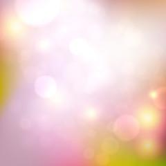 Summer blurred background.