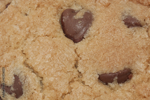 Chocolate Chip Cookie Macro