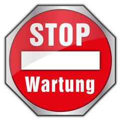 Stop Wartung