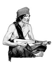 Indonesian musician