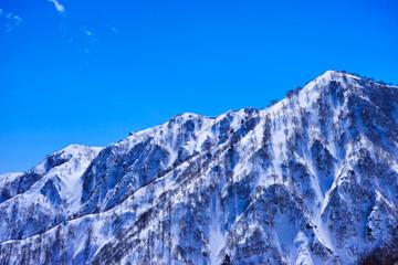 冬の天狗岳