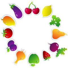 FruitsCircle