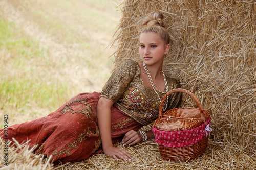 canvas print picture picknick