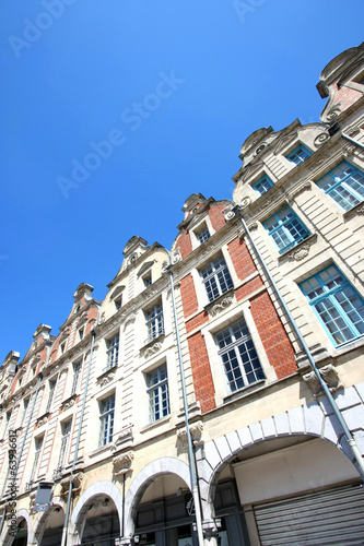 Arras (France) - Façades