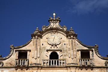 Dach von der Kirche von Felanitx