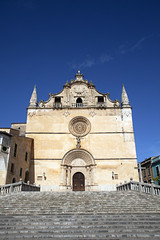 Kirche in Felanitx auf Mallorca