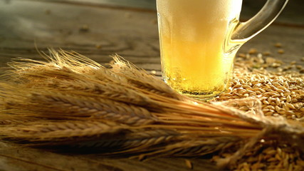 beer and barley