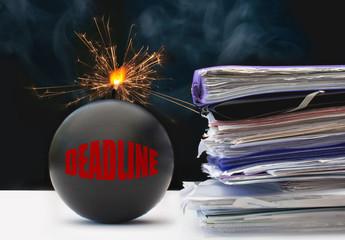 Deadline stress