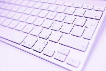 Toned Keyboard