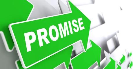 Promise Word on Green Arrow.