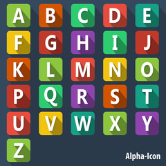 Alpha-Icon