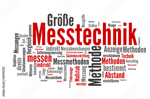 Messtechnik (Messen, Messmethode)