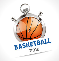 Stopwatch - basketball