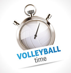 Stopwatch - volleyball