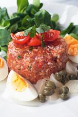 Tartar steak