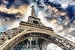 The Eiffel Tower from below - 63947491